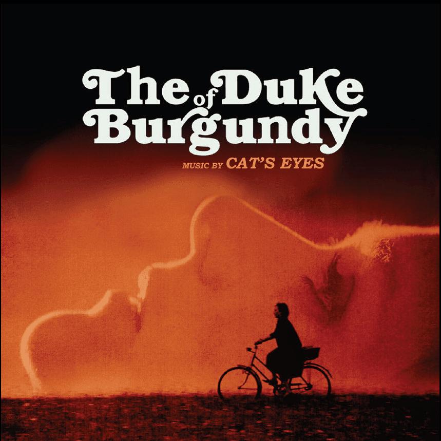 The Duke of Burgundy soundtrack