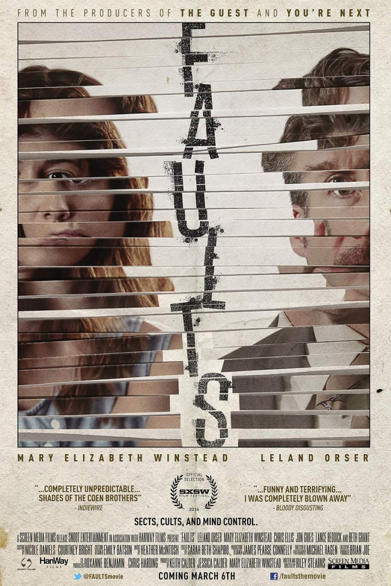 Faults 2015 poster