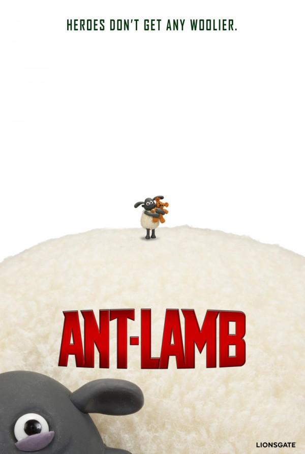 Shaun the Sheep parody poster 1