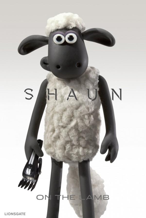 Shaun the Sheep parody poster 3