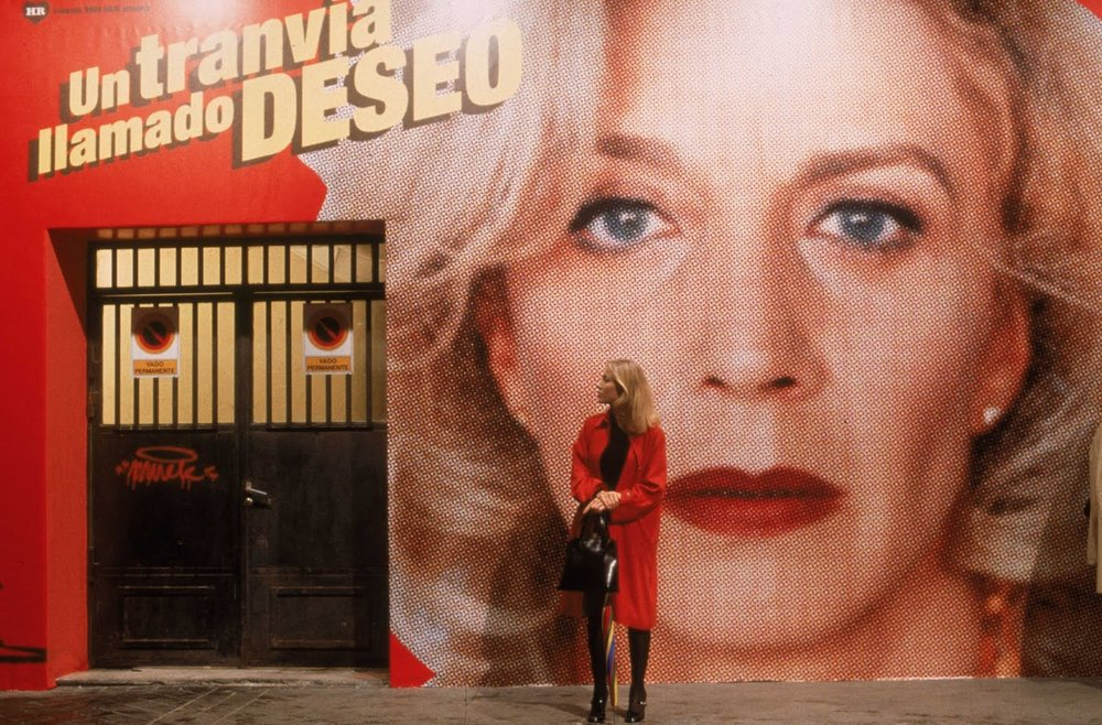 All About My Mother (Todo Sobre Mi Madre, 1999) sealed Almodóvar's reputation among international critics and went on to sweep the board at Spain's Goya Awards and win the Academy Award for Best Foreign Language Film in the USA.
