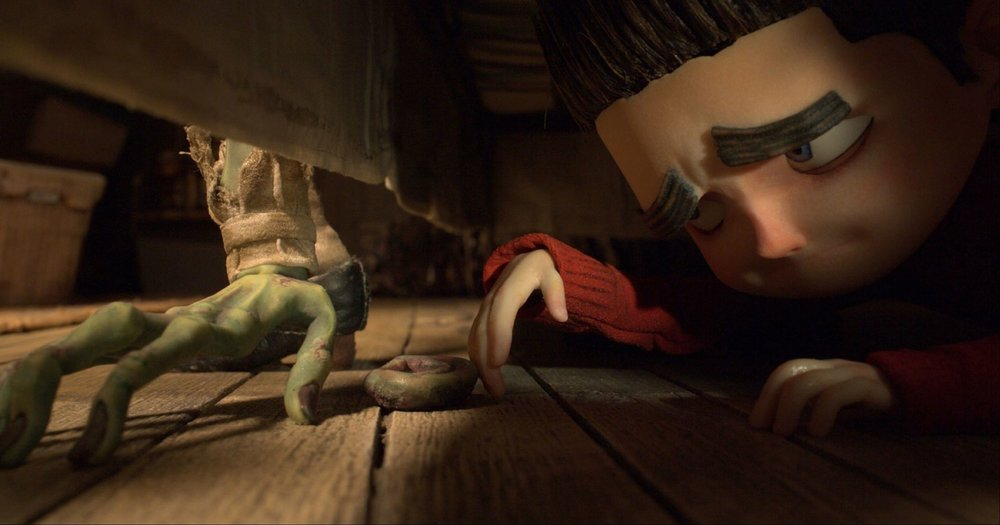 ParaNorman  represented several more breakthroughs in Laika's animation techniques, including coloured 3D printed faces and a marked increase in the incorporation of CGI elements into traditional stop-motion animation.