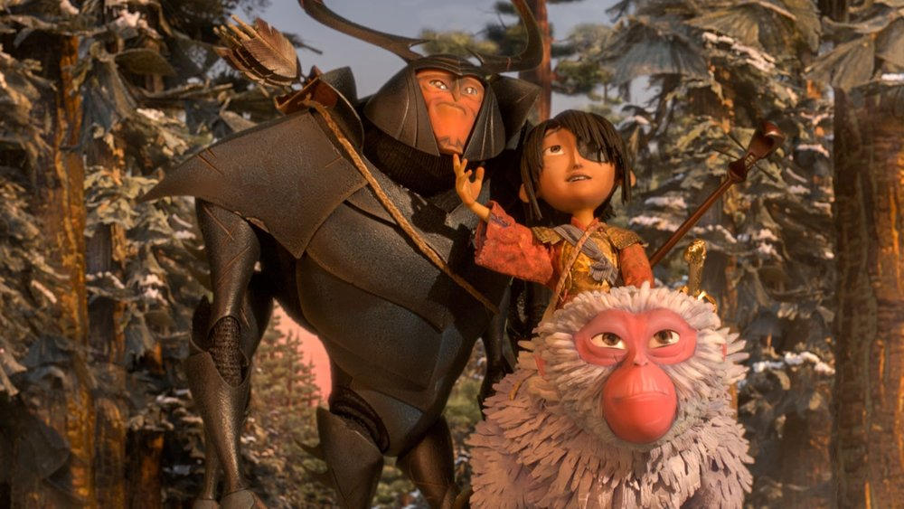 Kubo & the Two Strings 2016