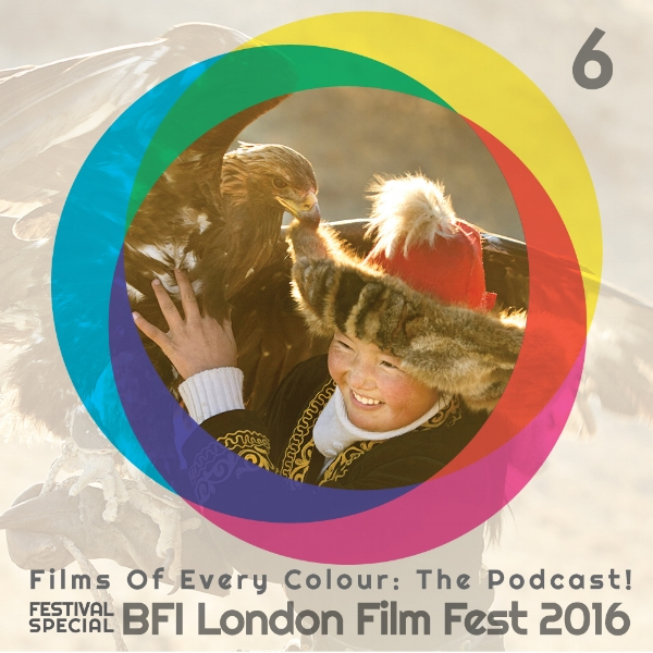 FOEC Podcast Episode 6 – London Film Festival 2016
