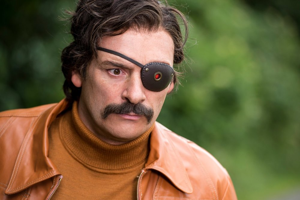 Julian Barratt in  Mindhorn  (2016, UK – dir. Sean Foley)