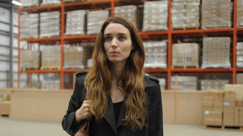 Rooney Mara in  Una  (2016, UK/USA – dir. Benedict Andrews)