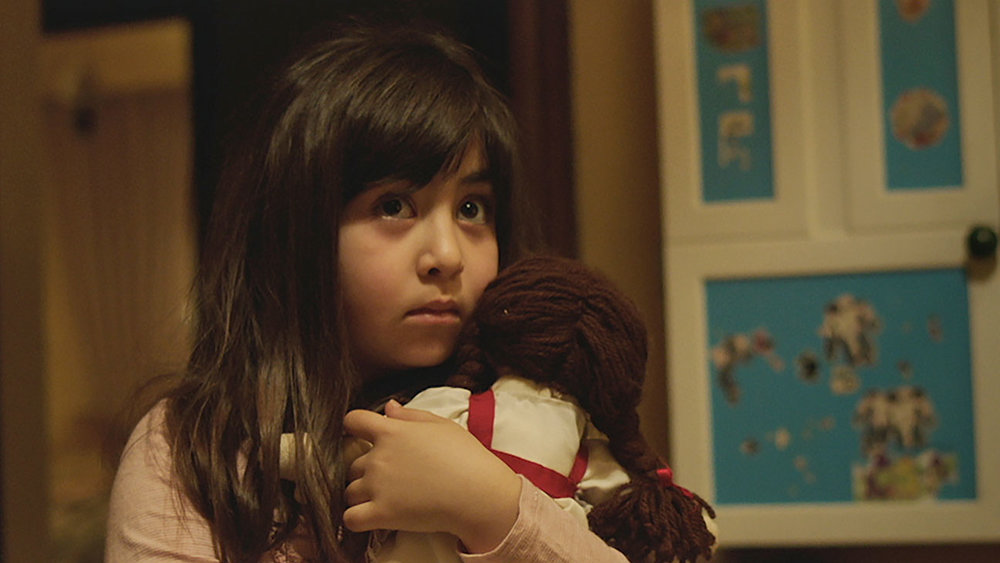 JAMES' SCARIEST FILM OF 2016 (THAT WASN'T THE WITCH): Under the Shadow (Zir-e Sayeh, Jordan/Qatar/UK – dir. Babak Anvari)