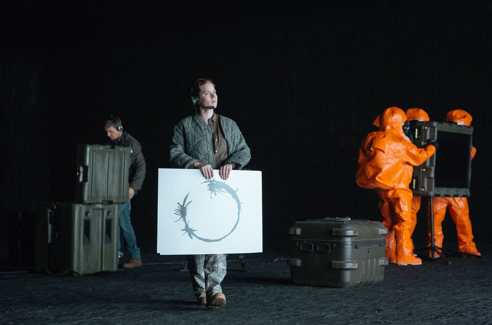 LISTENER PICK – ALEX'S BEST FILM OF 2016: Arrival (USA – dir. Denis Villeneuve)