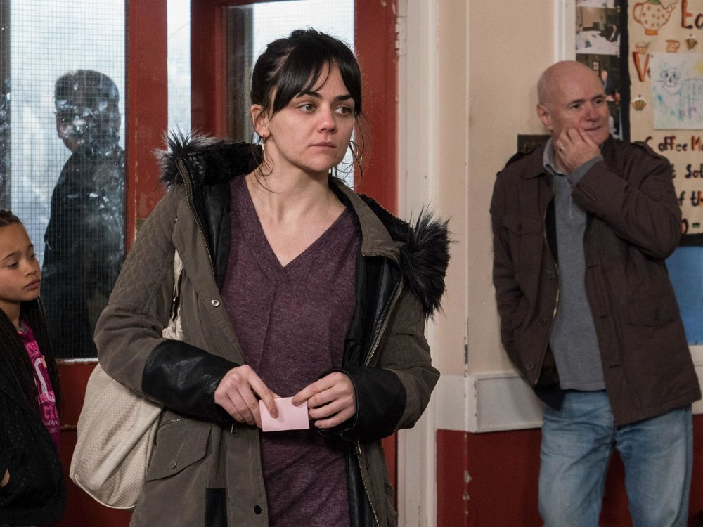 LIZ'S UGLIEST CRY IN 2016 CAME COURTESY OF: I, Daniel Blake (Belgium/France/UK – dir. Ken Loach)