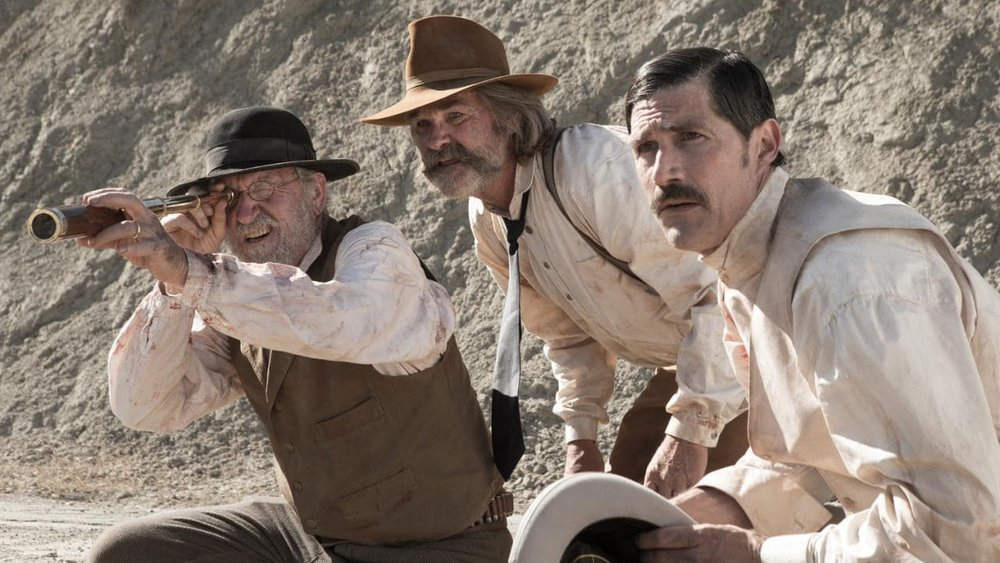 JAMES' MOST DISTRESSINGLY BRUTAL FILM OF 2016: Bone Tomahawk (USA – dir. S. Craig Zahler)