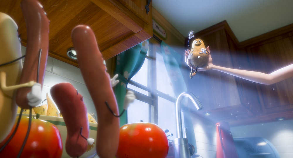 LISTENER PICK – JON & JOE'S FUNNIEST FILM OF 2016: Sausage Party (USA – dirs. Greg Tiernan & Conrad Vernon)
