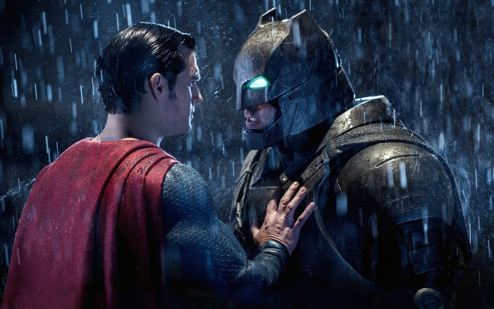 SANDY'S WORST FILM OF 2016: Batman vs Superman: Dawn of Justice (USA – dir. Zack Snyder)