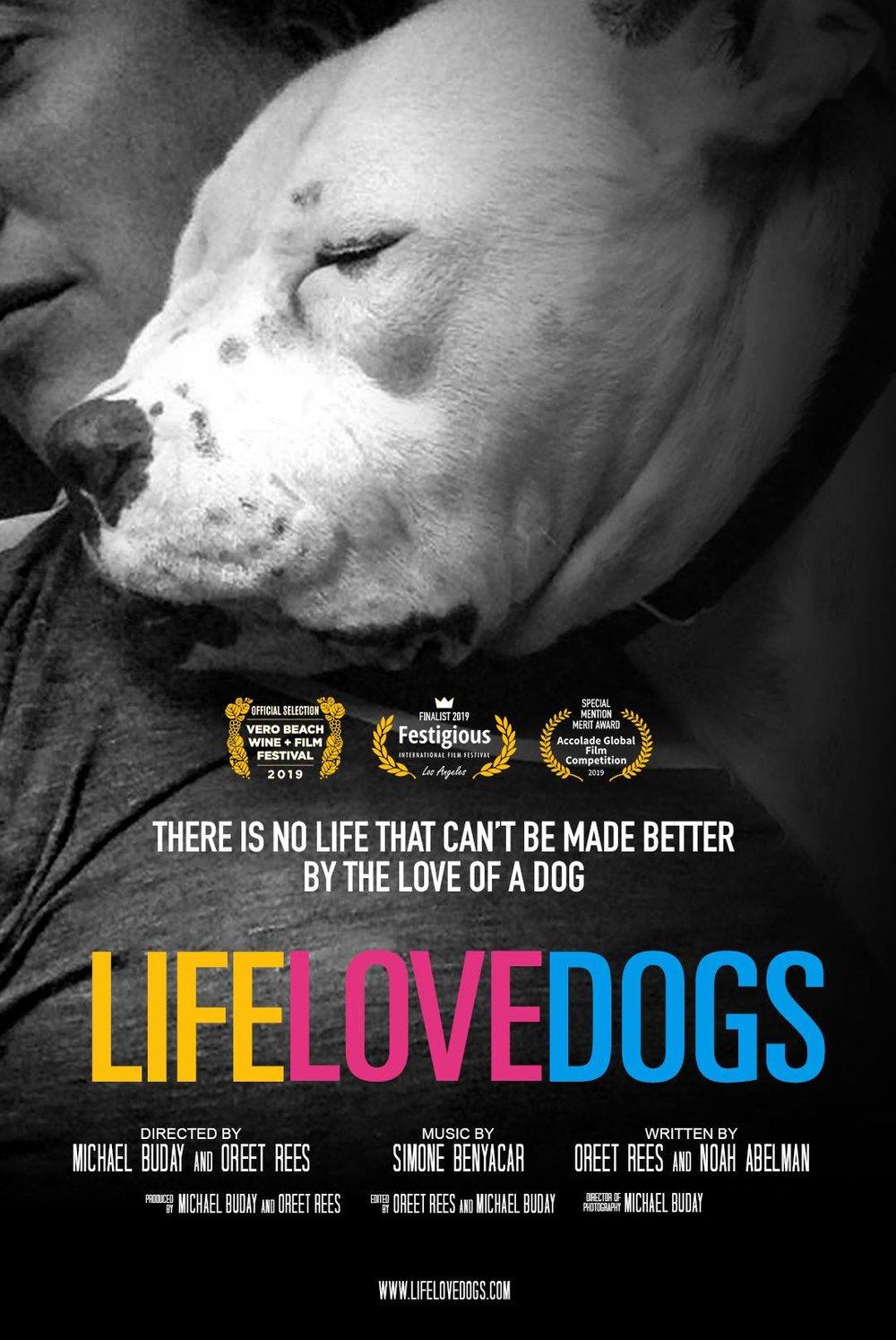 Life. Love. Dogs.