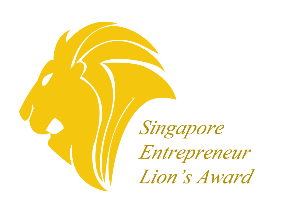 singapore entrepreneur lion's award logo.png