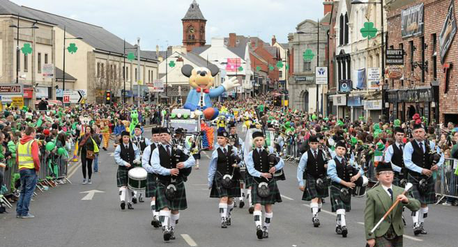 St Patrick's Day in Northern Ireland - What to see in Downpatrick — Dufferin Coaching Inn
