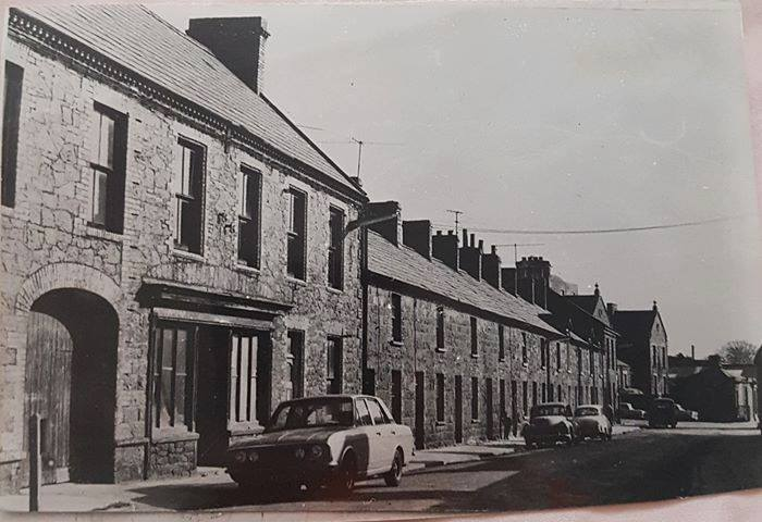 Shrigley Main Street - Photograph Credit: Old Shrigley Community