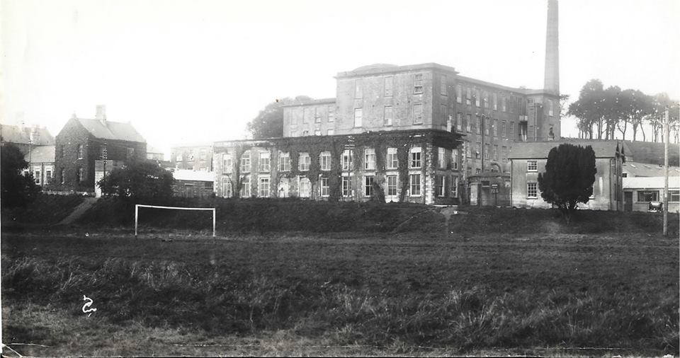 Shrigley Mill - Photograph Credit: Old Shrigley Community