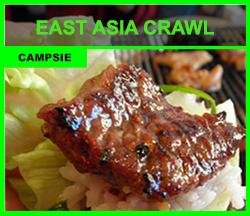East Asia Crawl