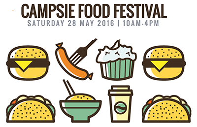 Join us for a pop-up food tour at the Campsie Food Festival!
