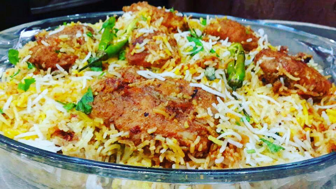 The Biryani Diaries