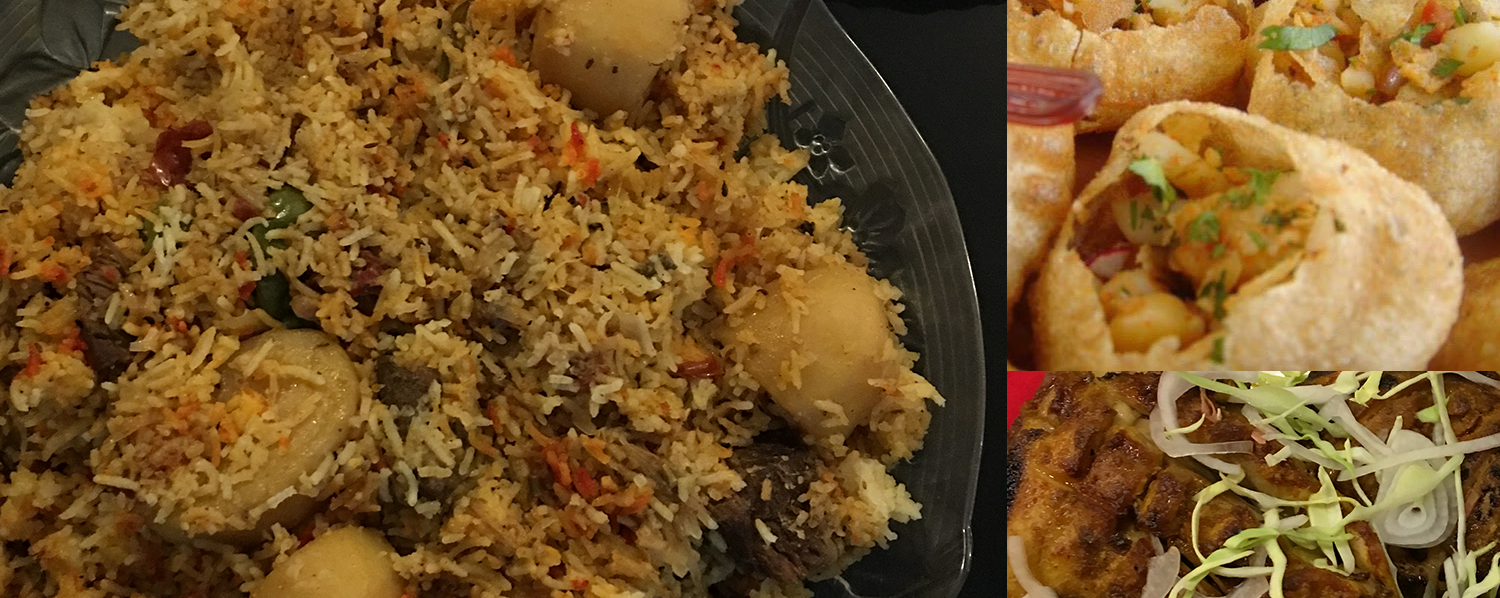 Sadia's amazing food adventure to Pakistan
