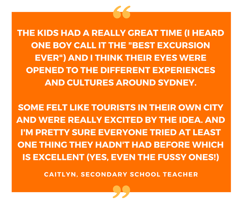 School Review Excursion