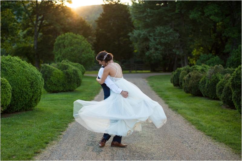 Ashlawn Highland Wedding Feather Oak Photography