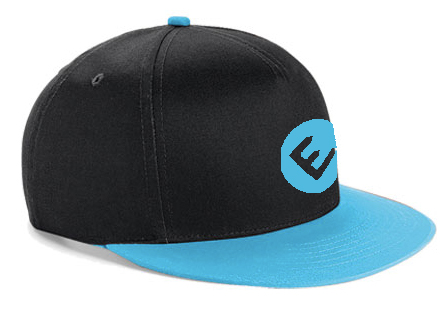 snapback cap child blue-black.jpg