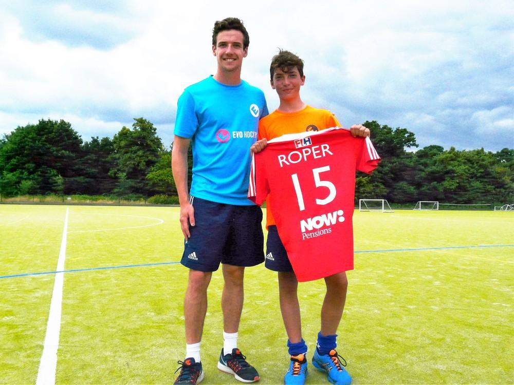 GB & England international Phil Roper