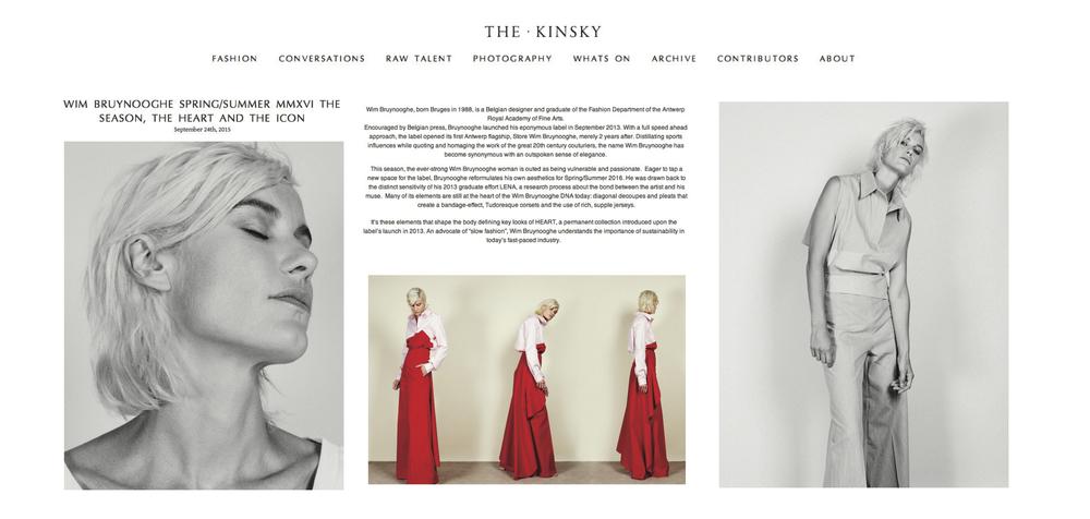 THE KINSKY