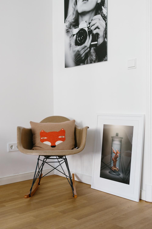 Lea Langes Interior Fave -ihr RAR Chair von Charles und Ray Eames