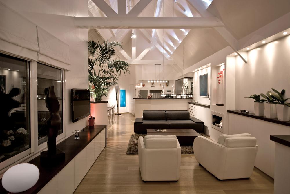 LANVALLAY - Modernité et élégance  - SURFACE: 80 m2 -Maître d'ouvrage: Particulier