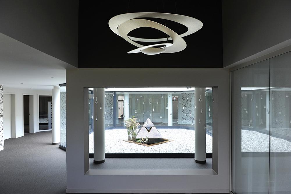 SAINT BRIEUC - Centre administratif de la Roche Gautier - PFCA  - SURFACE : 220 m2 - Maître d'ouvrage : Professionnel