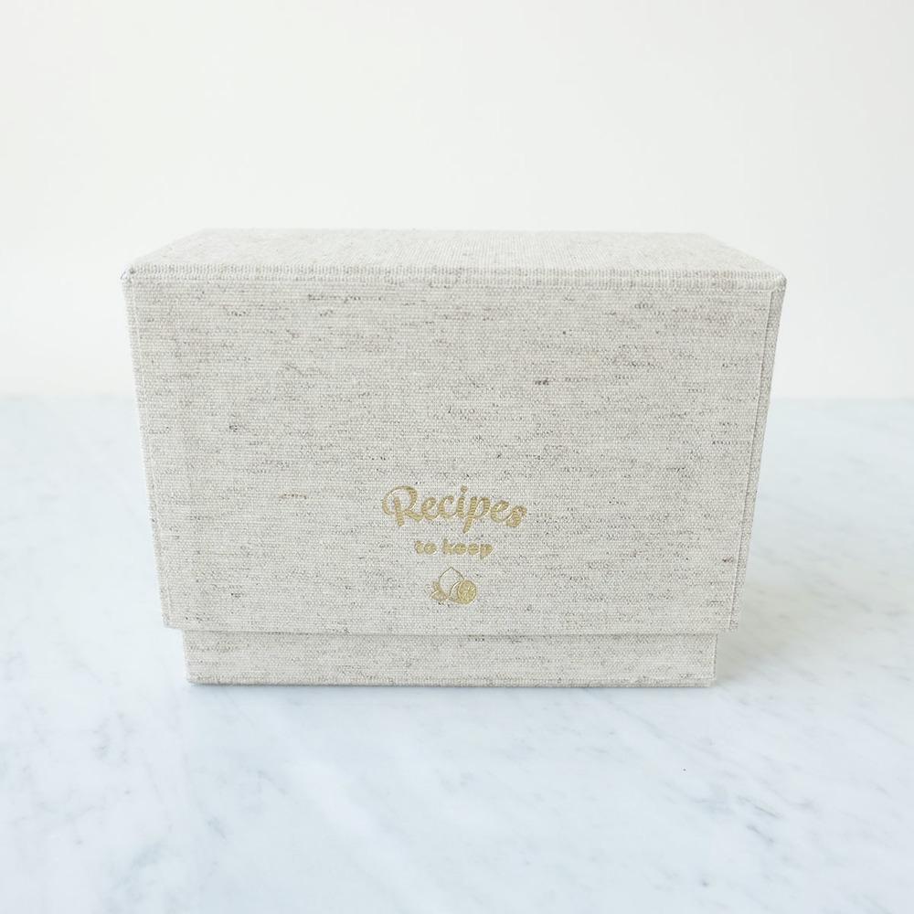 Caixa de Receitas Grafolita x Cabana