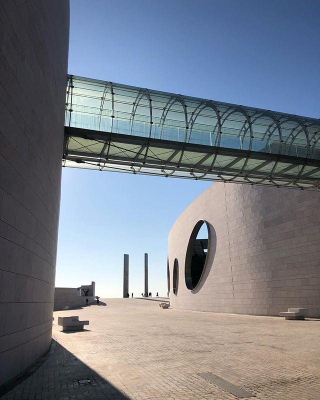 Fundação Champalimaud . . . #architecture #champalimaud #champalimaudfoundation #beautifullisbon #lisbon #lisboa #portugal #discoveringlisbon