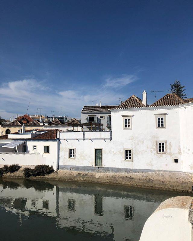 Tavira ❤️ . . .  #travel #travelgram #instagram #discoveringtavira #tavira #taviraportugal #cityguides #pickoftheday #algarve