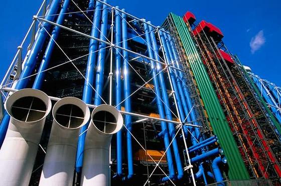 Elena Shchukina Pompidou Centre