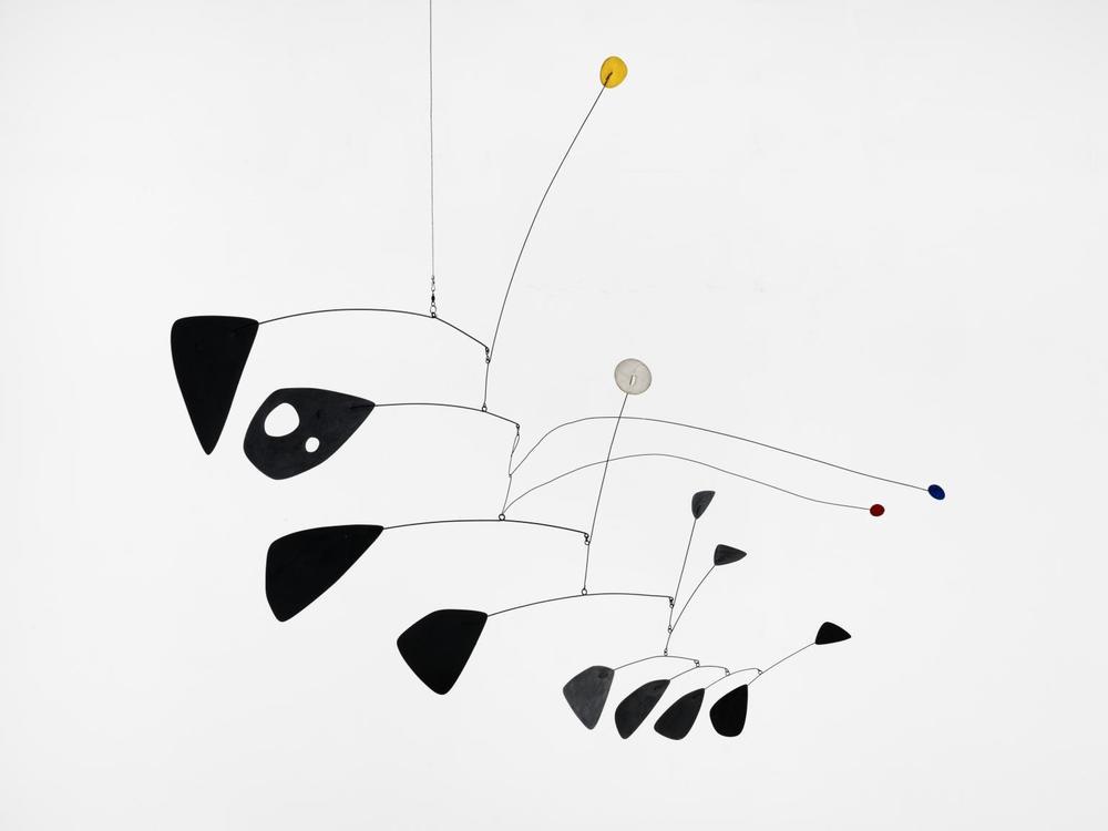 Alexander Calder Exhibition at the Tate