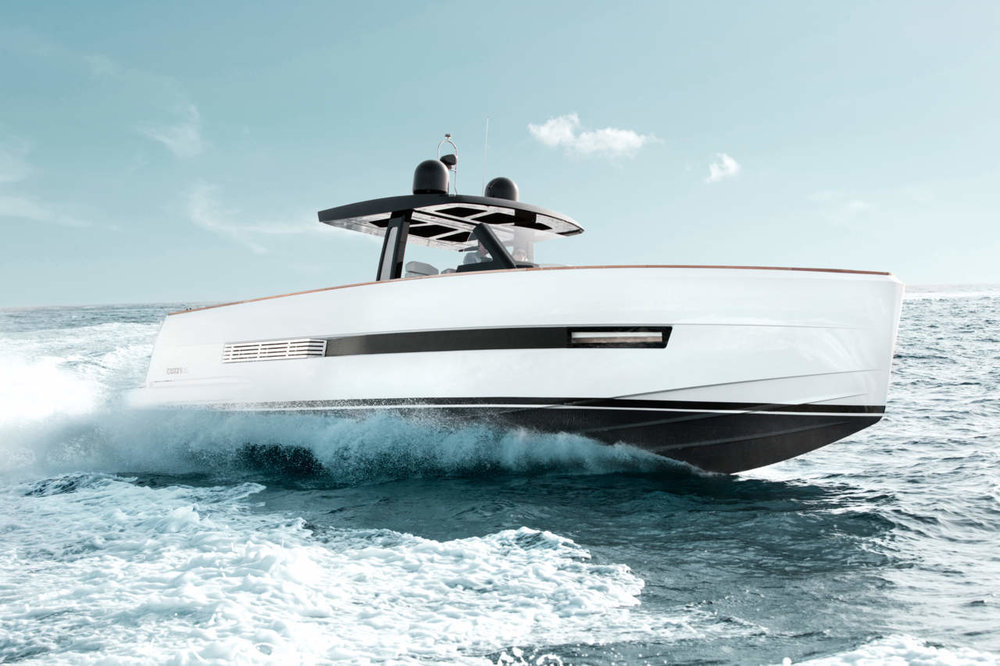 Fjord 42 Open -