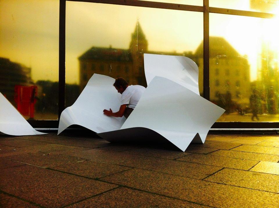 The White Paper  for  Bjørn Hegardt and Theo Ågren , for  Rom for Kunst  &  Kulturbyrået Mesen . OsloS
