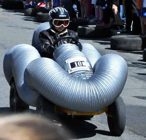 Tube Car for Nordberg Grand Prix 2014