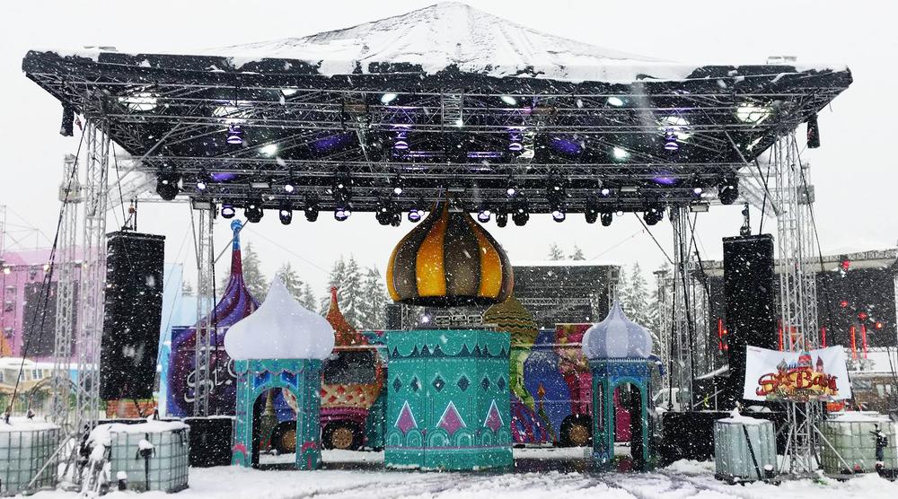 St.Basil for Kanari Art and Konsert Systemer for Tryvann and Lillehammer Landstreff.