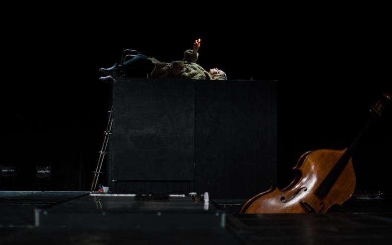 Congress of Dreams.  Carle Lange Krakk Noir  Susanne Øglænd Black Box Sebastian Sanders ..jpg