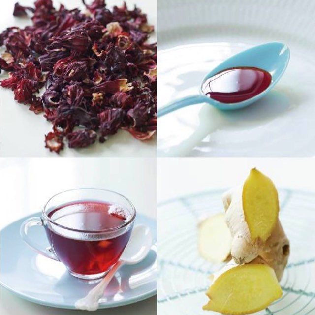 Now it is winter season and we feel we have something for you, hot or cold.  You only need:  4 dl water  1 tbsp sugar  2 tbsp dried Hibiscus petals  Fresh ginger to taste  Bring the petals and the water to the boil. Leave to simmer for approx. 5 min. Strain the tea and add grated ginger to taste.  Then just relax and you enjoy your hibiscus tea and your HibisQs. #hibisqs#hibiscus#tea#ginger#hibiscustea