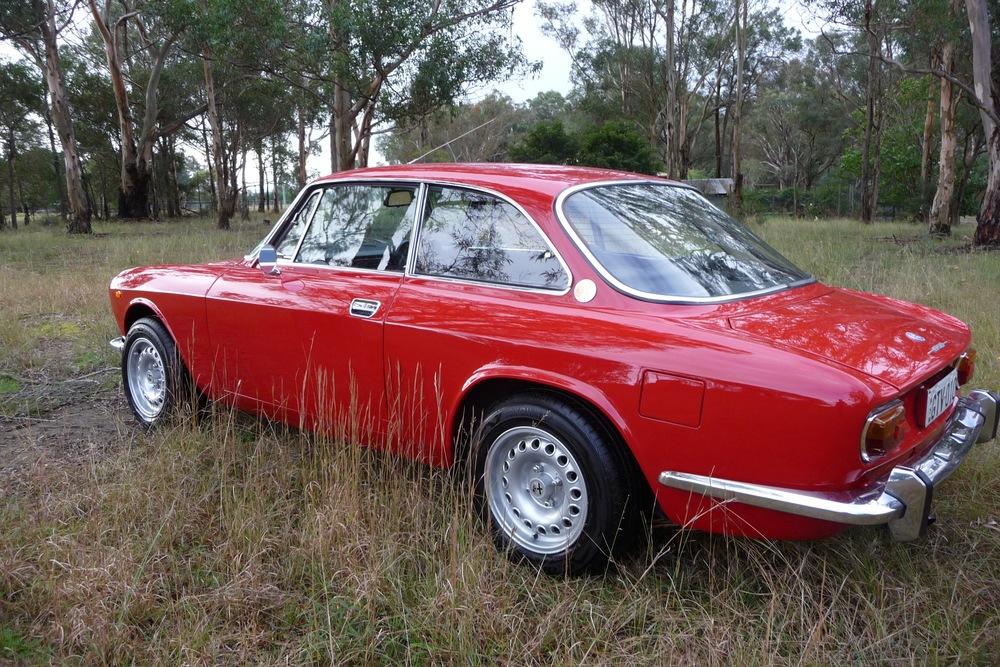 Carter-Frank-Bowden 1750 GTV