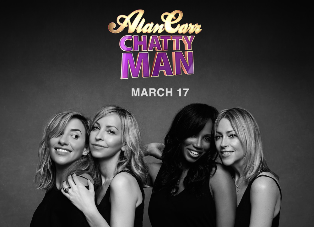 All Saints on Alan Carr: Chatty Man