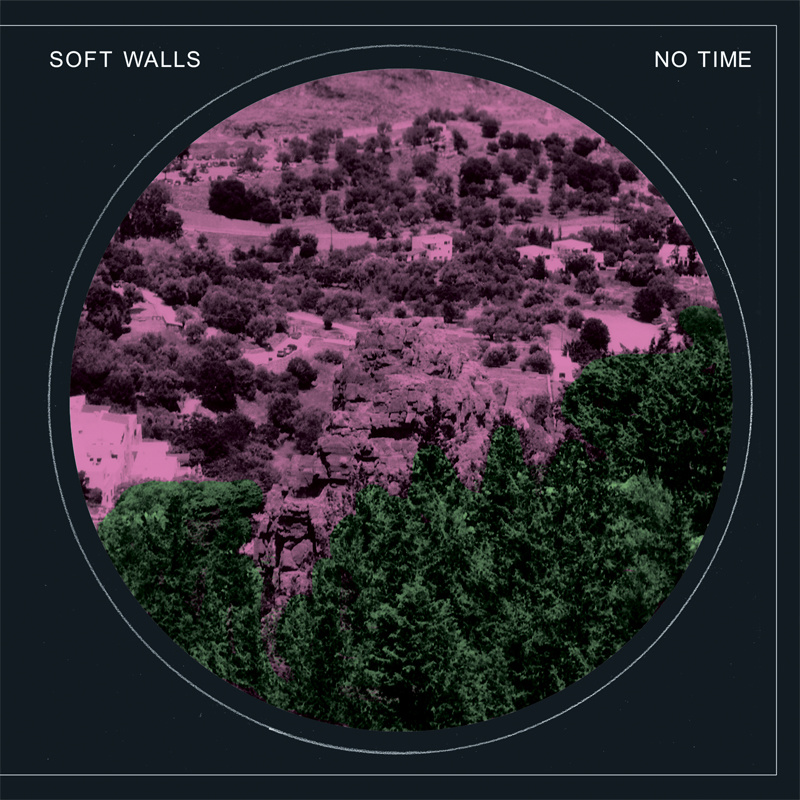FAUX 034 SOFT WALLS – No Time LP / Tape Cassette / Digital Download