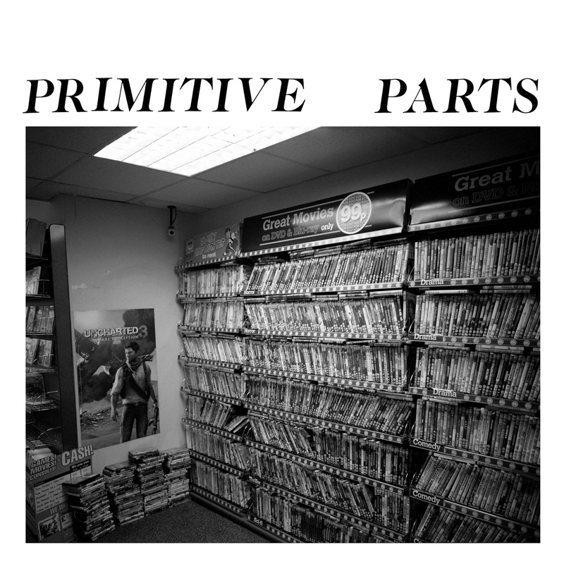"FAUX 033 PRIMITIVE PARTS – TV Wheels / The Bench 7"" / Digital Download"