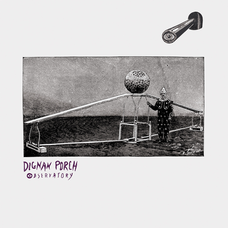 FAUX 031 DIGNAN PORCH – Observatory LP / Digital Download