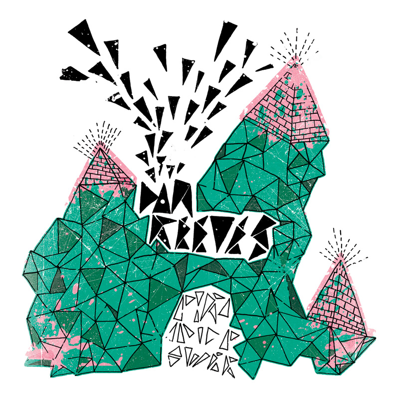 FAUX 003 DAN REEVES – Pyramid Power CDR / Digital Download